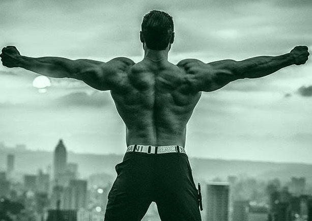 How Can I Build Muscle - The Secret